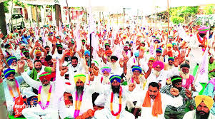 Why farmers in Haryana and Punjab are angry