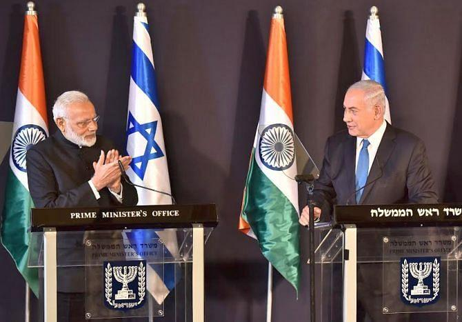 Indo-Israel agricultural project